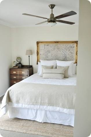 painted hive bedroom