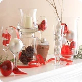 simple decorations bhg