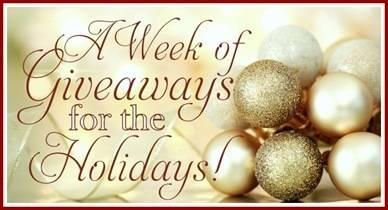 week of giveaways banner