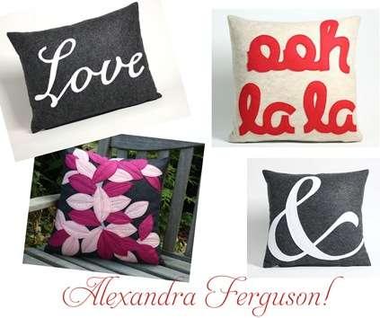 alex ferguson pillows