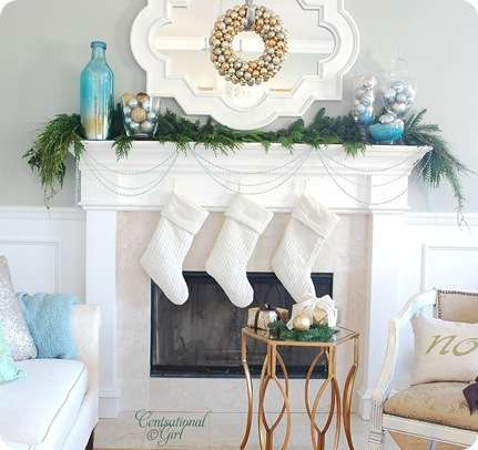 cg mantel stockings