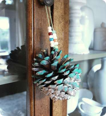 preschool pinecone