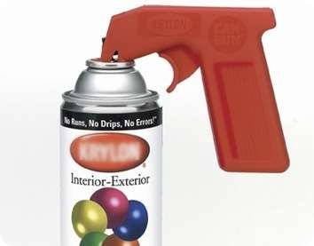 spray can adaptor