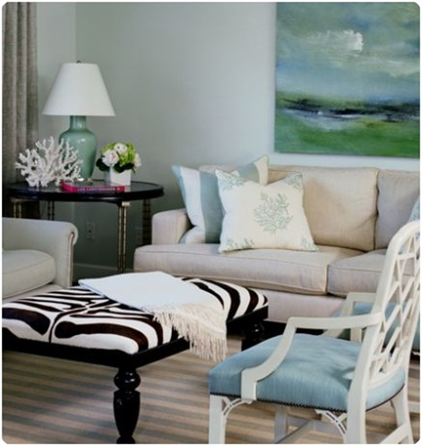 abstract waterleaf interiors
