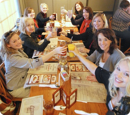 ladies who lunch cracker barrel