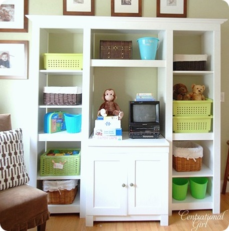 laminate media playroom