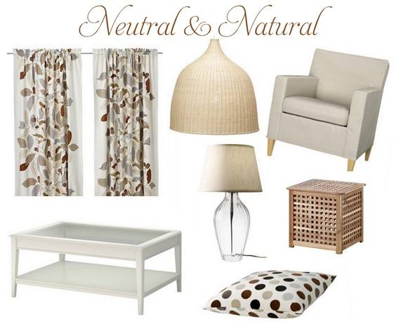 natural and neutral