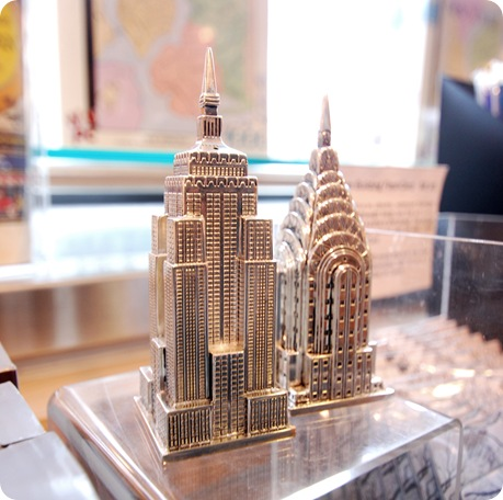 ny skyscrapers salt and pepper
