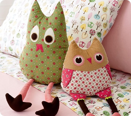 penny and joy owls