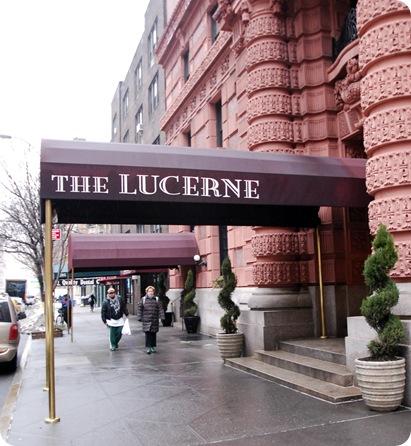 the lucerne
