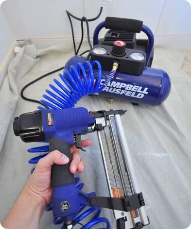 ch brad nailer compressor
