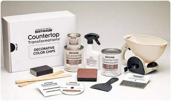 Countertop Repair Kit : countertop kit