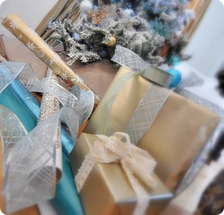 presents to wrap