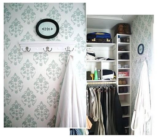 ronda closet