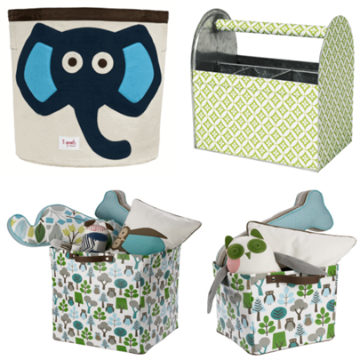 cg stylish kid storage