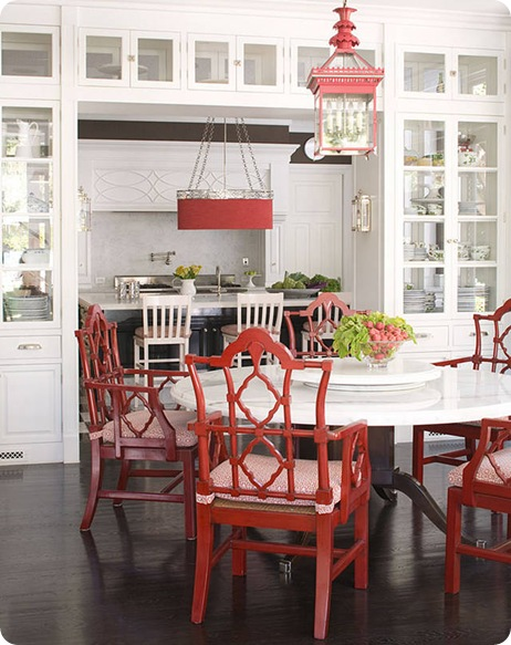 coral chairs and lantern windsor smith