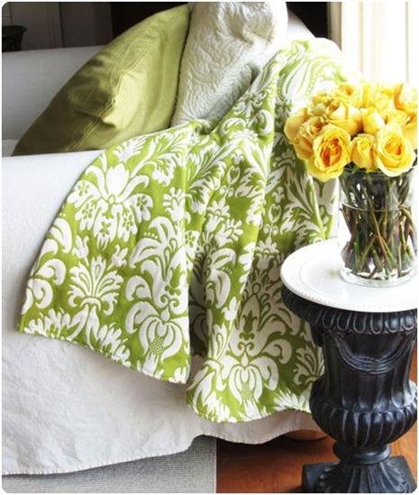 diane sew designer blanket