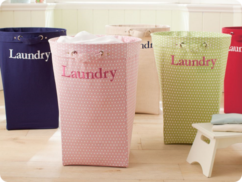 laundry hampers for kids