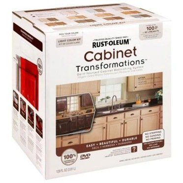 rustoleum cabinet transformations kits