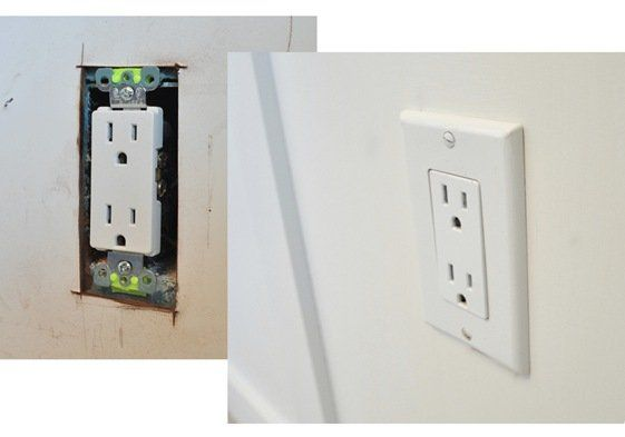socket before and after