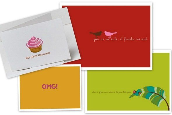 whimsy press cards