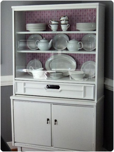 china cabinet makeover richmond thrifter