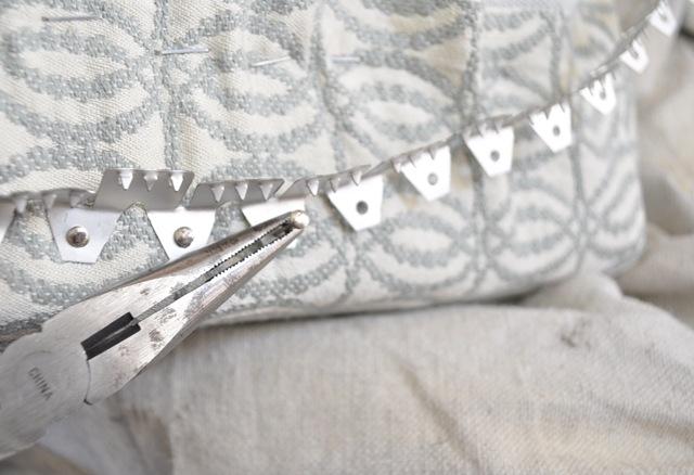 upholstery metal tack strips eBay