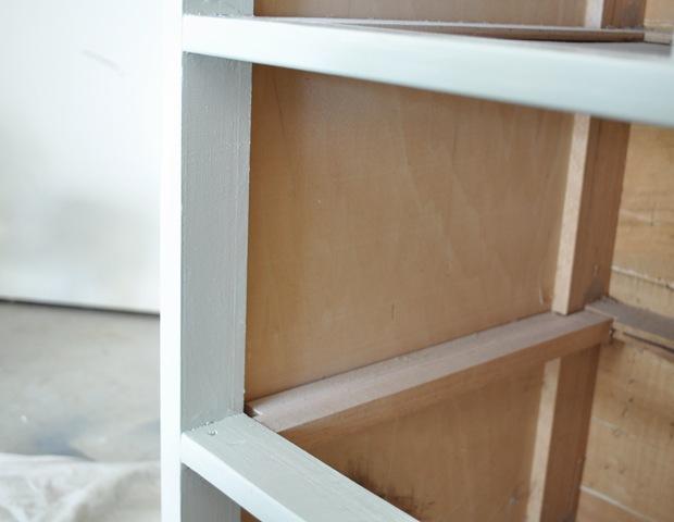 paint inside frame centsational girl painting furniture