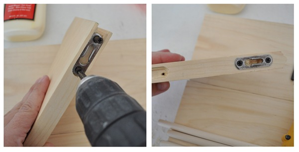 bracket rotation