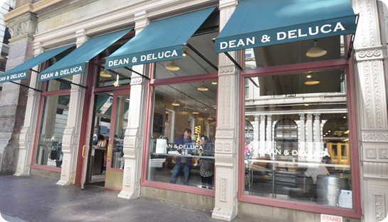 dean and deluca store