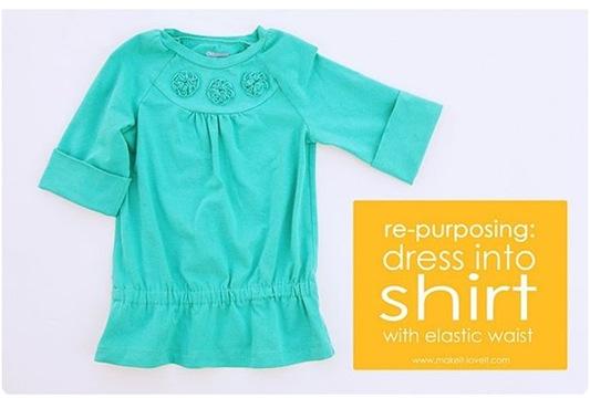 dress into shirt