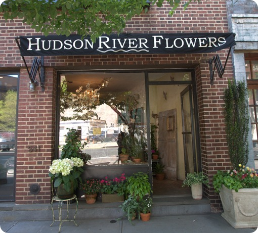 hudson river flower shop