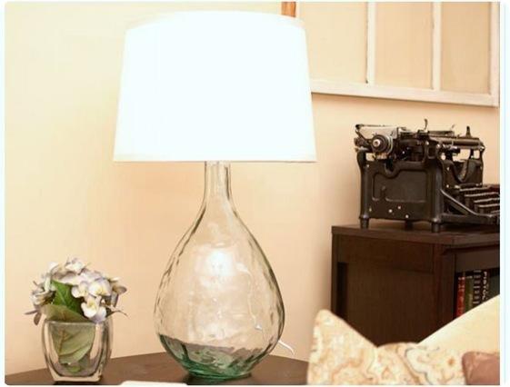 pb knockoff lamp