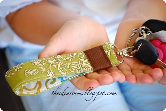 wrist keychain the idea room