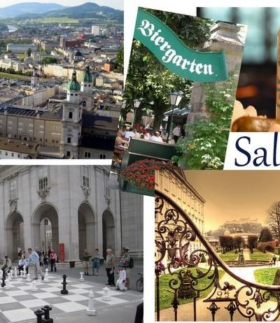 Salzburg scenes