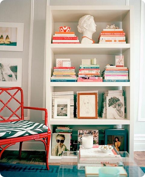 bookcase lonny