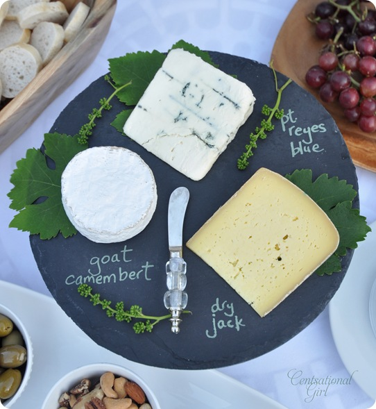 perfect cheese plate cg