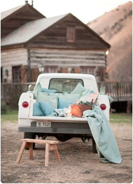 pickup picnic