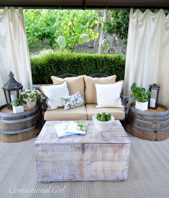 Our Patio Cabana