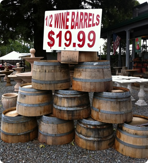 Wine Barrels In Home Decor Centsational Girl