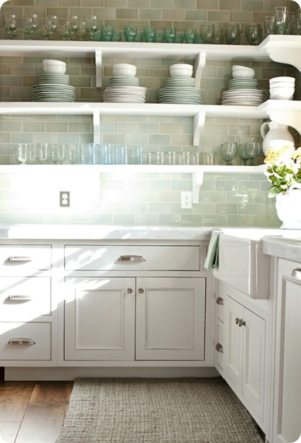 alice lane backsplash open shelving
