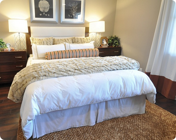chenile rug fur blanket
