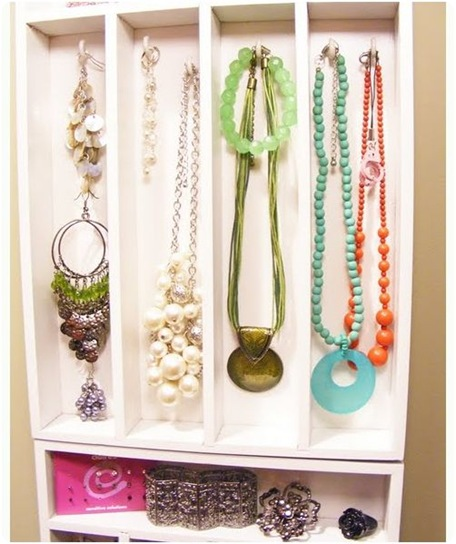 cutlery holder jewelry holder