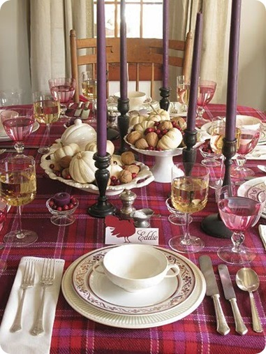 eddie fall tablescape