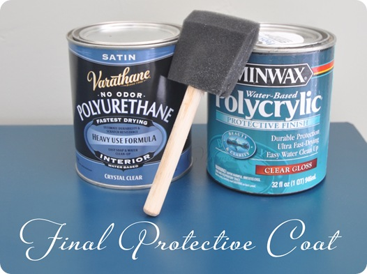 final protective coat