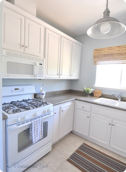 Do The Underside Of Kitchen Cabinets Need Painted