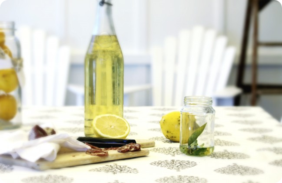 limoncello recipe a beach cottage