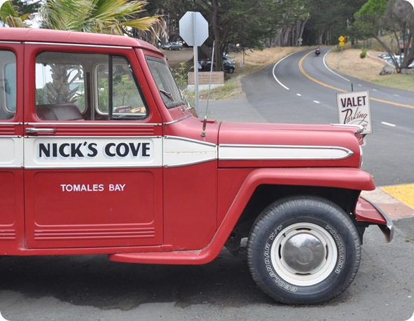 nicks cove truck
