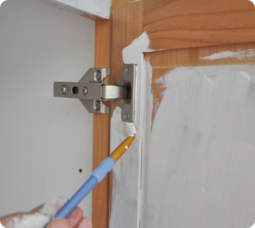 How To Remove Paint Drips From Kitchen Cabinets