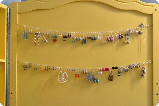 crib to jewelry holder